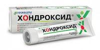 Диметилсульфоксид в составе хондроксида. Тилайн.