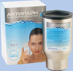 АкТилайн - серебряная вода в домашних условиях. Каталог Тилайн
